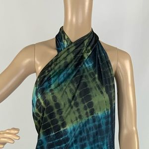 Swim - BNIP Tie Dye versatile swim cover dress